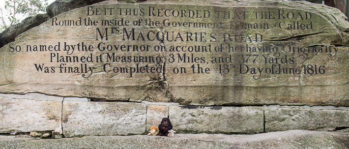 Mrs. Macquarie´s Point