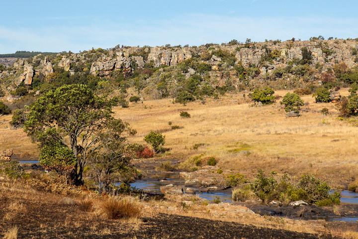 Die Panorama Route ist eine Straße in den nördlichsten Ausläufern der Drakensberge in der Provinz Mpumalanga im Osten Südafrikas.