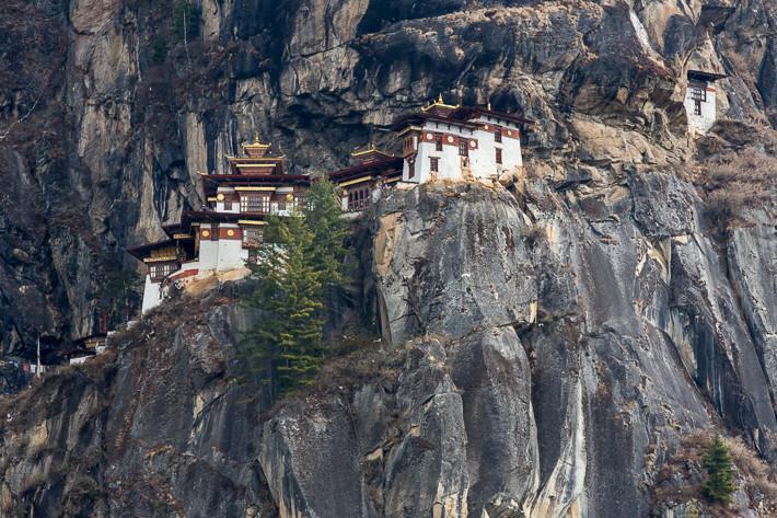 Nochmals ein Foto des Klosters, diesmal die komplette Anlage mit allen Gebäuden.