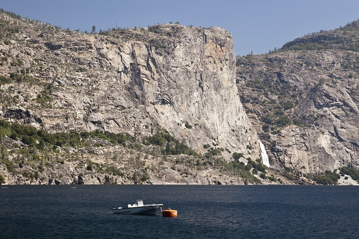 Hetch Hetchy Dome