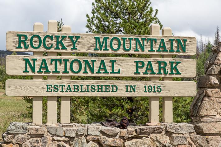Der Nationalpark wurde am 26. Januar 1915 von Präsident Woodrow Wilson gegründet.