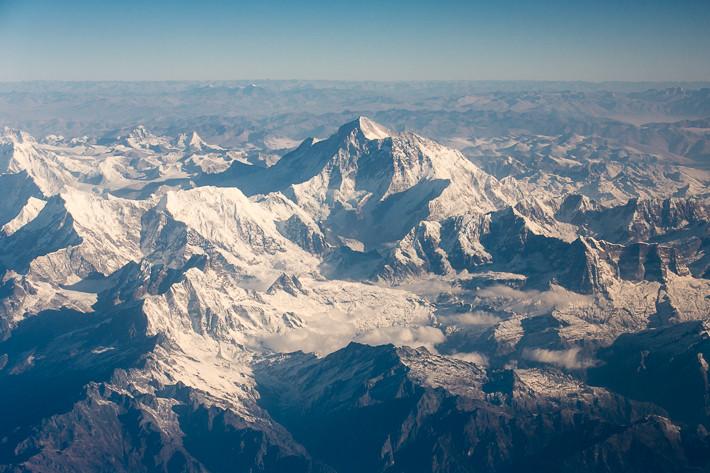 Hinflug: Lhotse