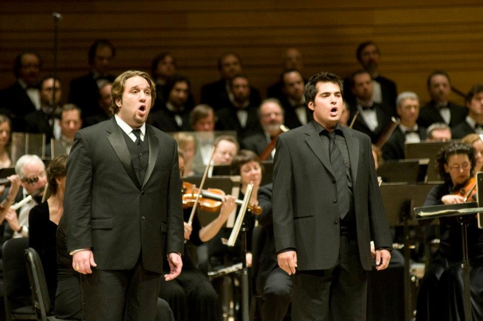 Montreal Opera Gala, Antonio Figueroa tenor, Timothy Vernon dir. credit photo Yves Renaud