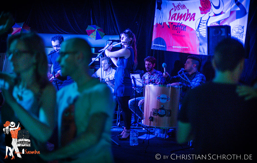 Samba Treffen Berlin 2016 - Party