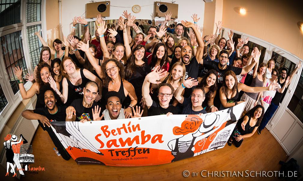 Samba Treffen Berlin 2016