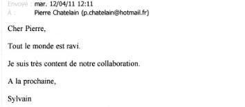 DG d'une PME à Marseille - prestation mensuelle