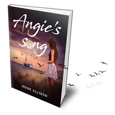 Angie's Song book by Irene Allison