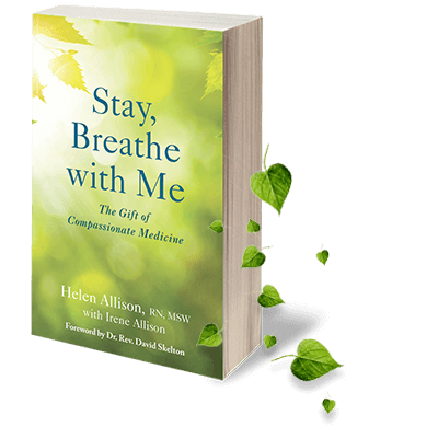 Stay Breath with Me, a book by Irene Allison