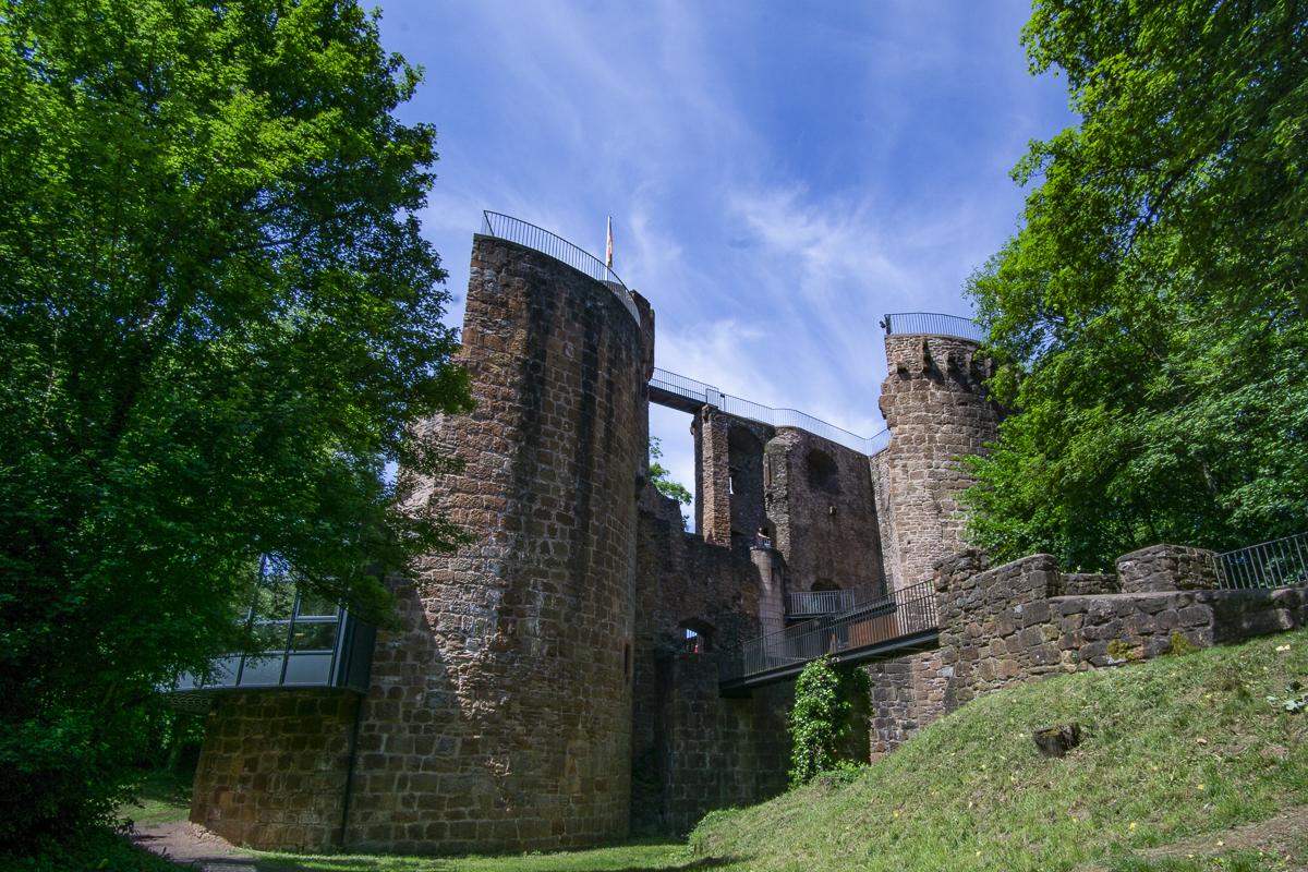 Burgruine Montclaire