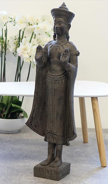 Figur Buddha 92x30x15 cm 119,00 €