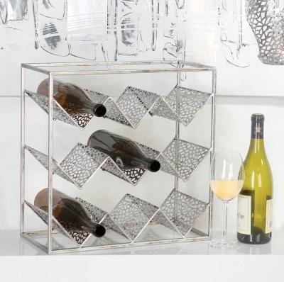 Weinregal Purley 9 Flaschen 78,00 € 40x40x20 cm Casablanca Design