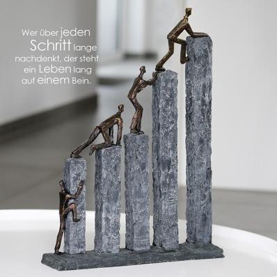 Skulptur Raise 99,00 € 43x31 cm Casablanca Design