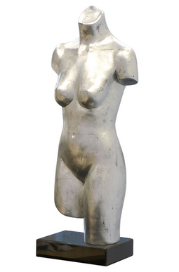 Lady aus Poly mit Marmorsockel 85x38 cm 349,00 €