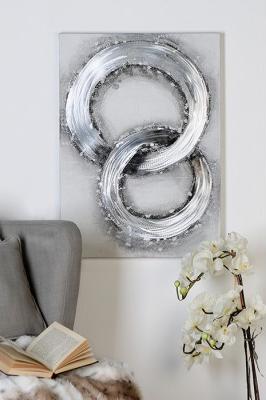 Ölbild Rings 99,00 € 60x80 cm Casablanca Design