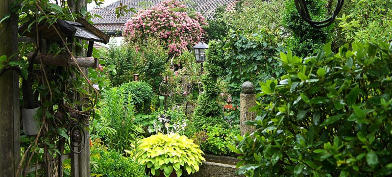 Fotos, Tag der offenen Gartentür - Kreisverband Rosenheim e.V.