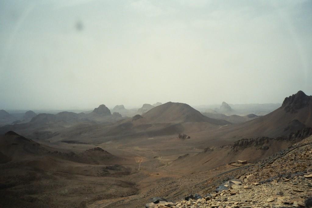 aber die Landschaft ist halt immer wieder phantastisch !