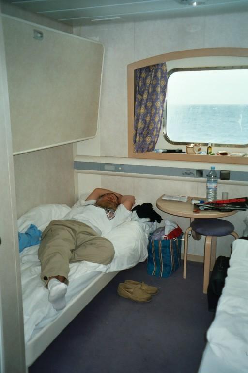 Der Chrigu scheint müde, hat wohl Ferien nötig ;-)