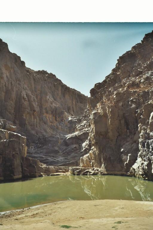 Guelta bei Tam
