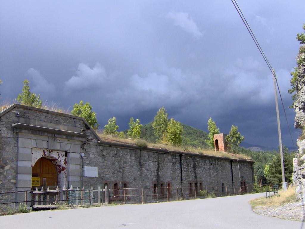 Auf dem Heimweg über den Colle di Nava sind wir noch einmal nahe am Monte Saccarello