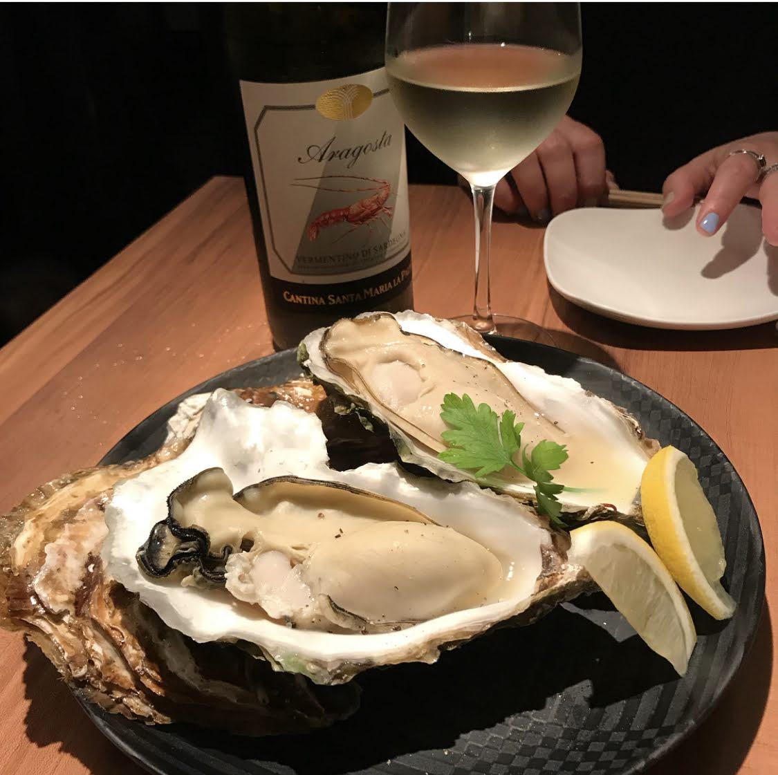 生より美味しい蒸し牡蠣