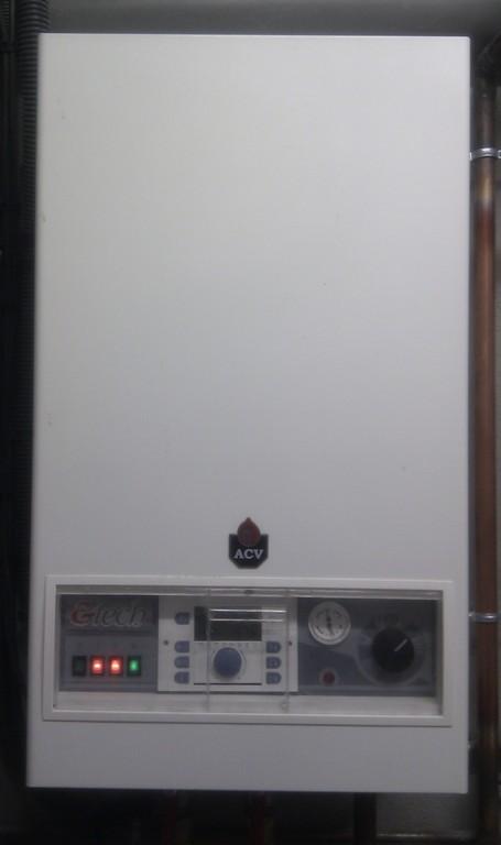 Chaudière électrique ACV 36KW