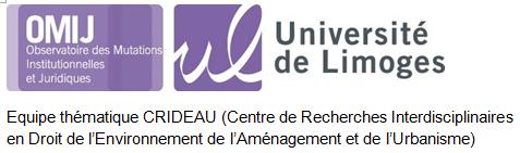 OMIJ-CRIDEAU / Université de Limoges