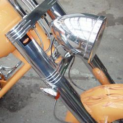 CNC Lampe