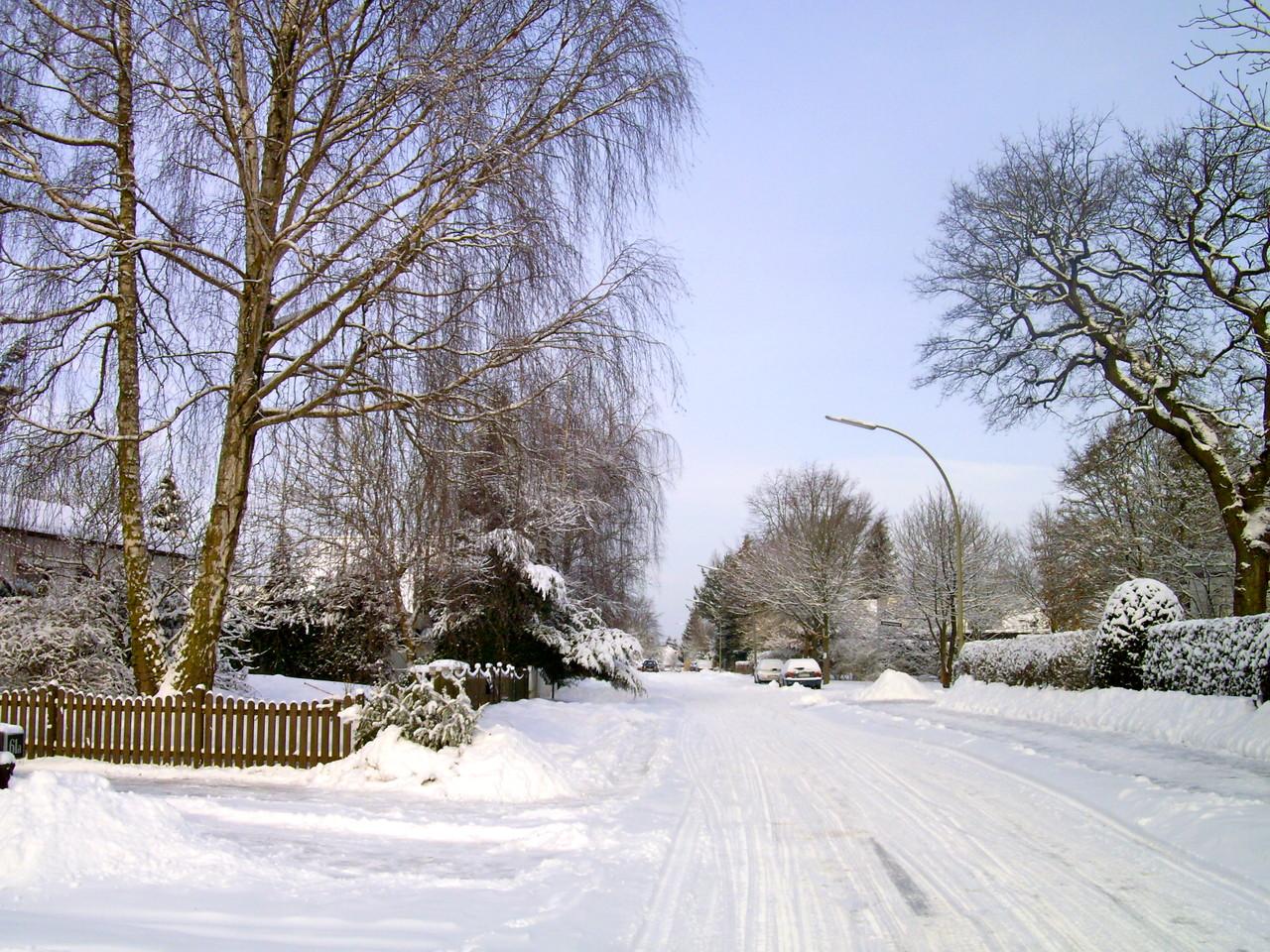 Der Stofferkamp im Winter