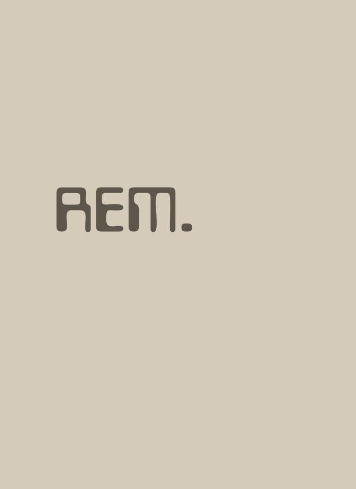 【REM 暗闇の少女】