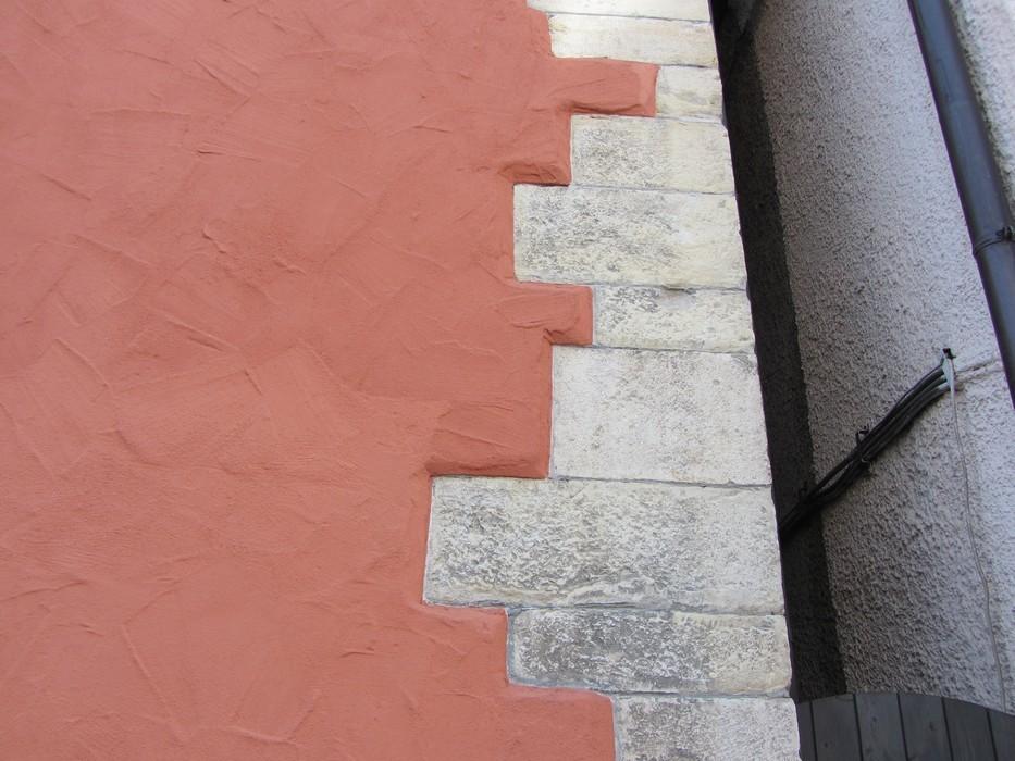 Detail Historisches Gebäude