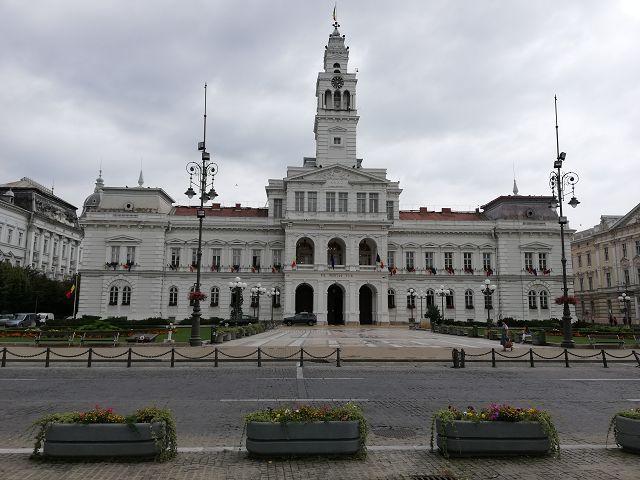 in Arad Rumänien