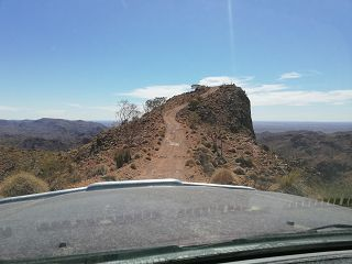 Ridge Top Tour - Arkaroola
