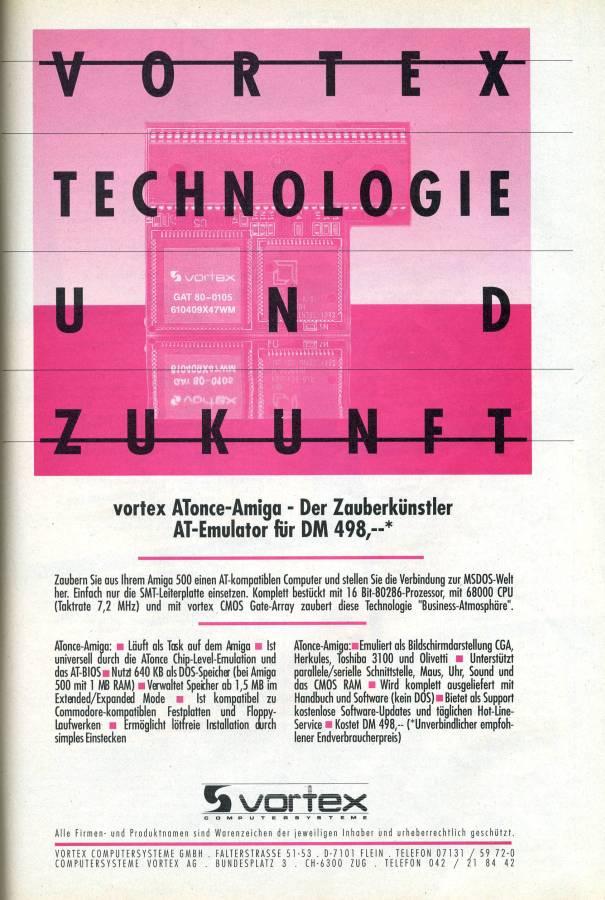Commercial DE 1990