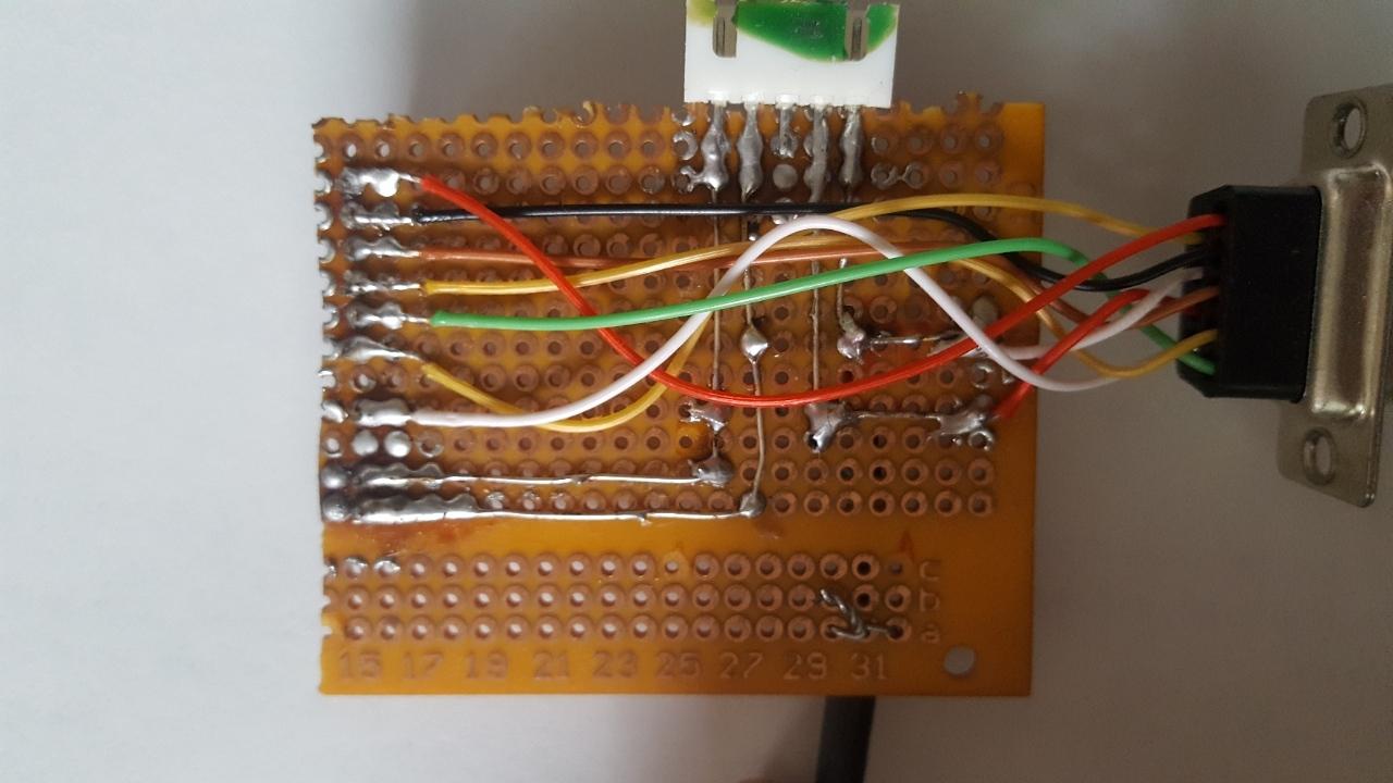 Shield circuit