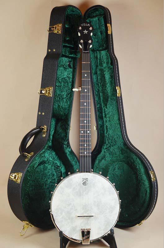 Deering VEGA OLD TYME WONDER BANJO - guitarshoptantan
