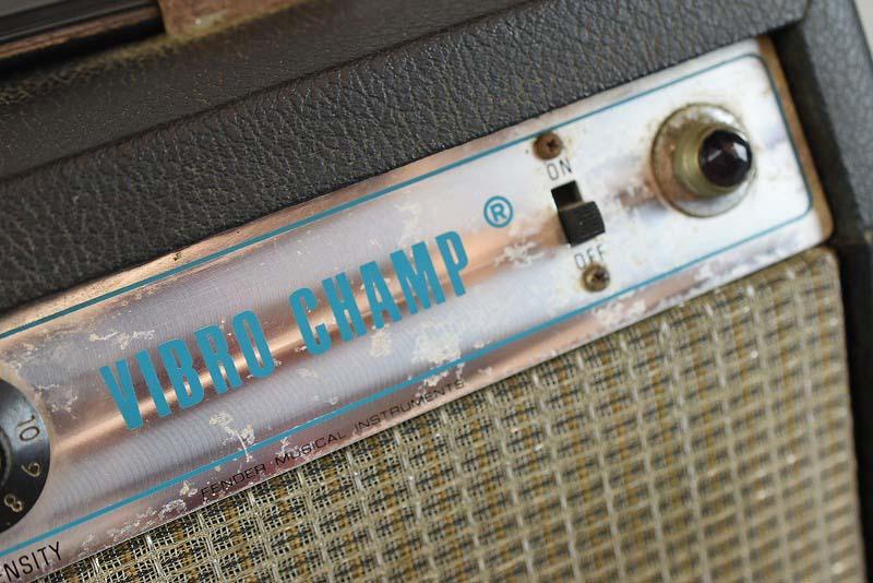 1981 Fender Vibro Champ