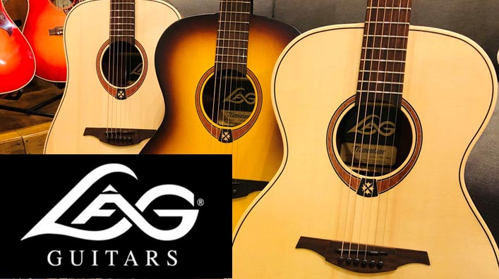 """LAG Guitars""(ラグギターズ)取り扱い開始!"