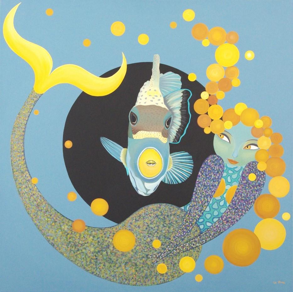 La Sirène et le Baliste