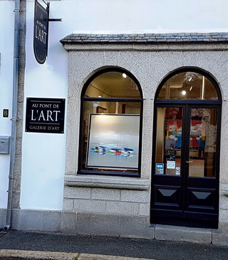galerie d'art Pont Aven