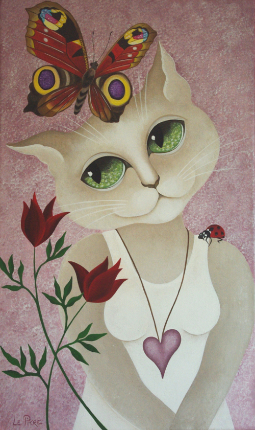 Joli Coeur (45x65)