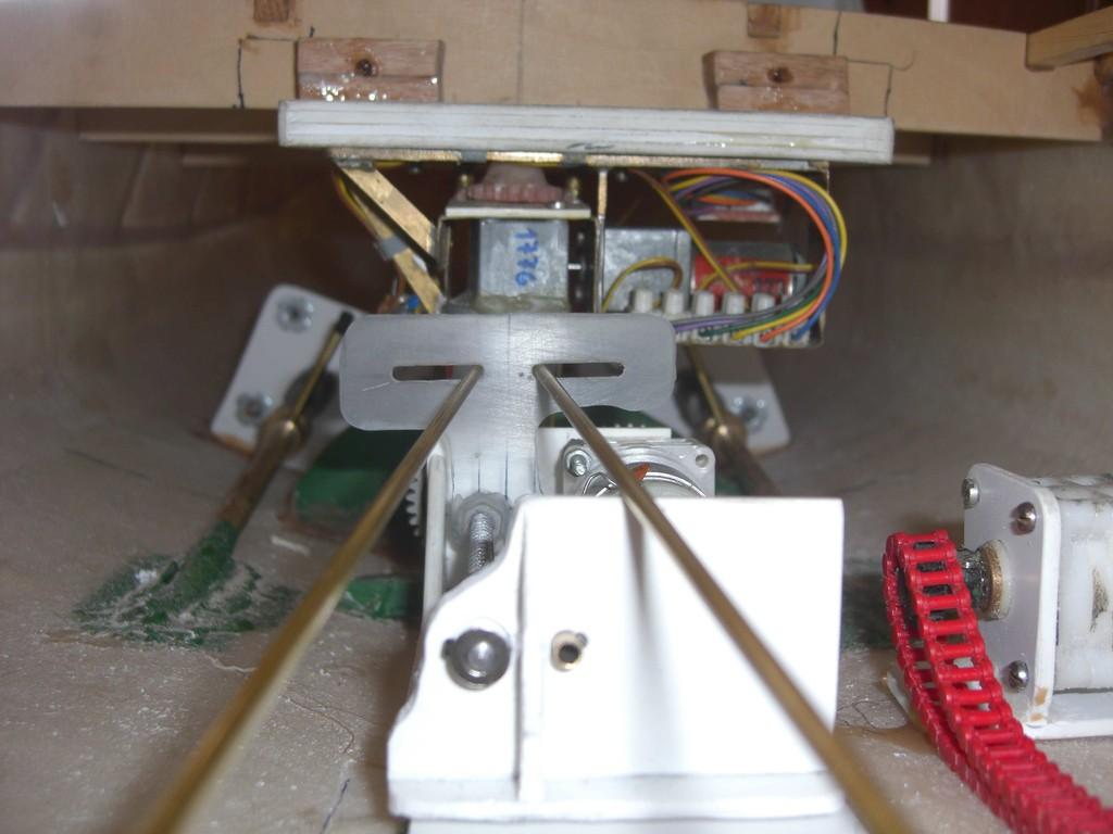 Heckklappen- und Aufzugsmechanik