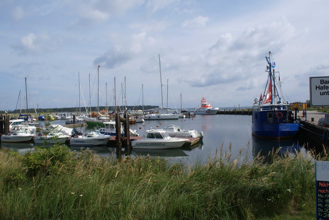 Hafen Breege / Rügen