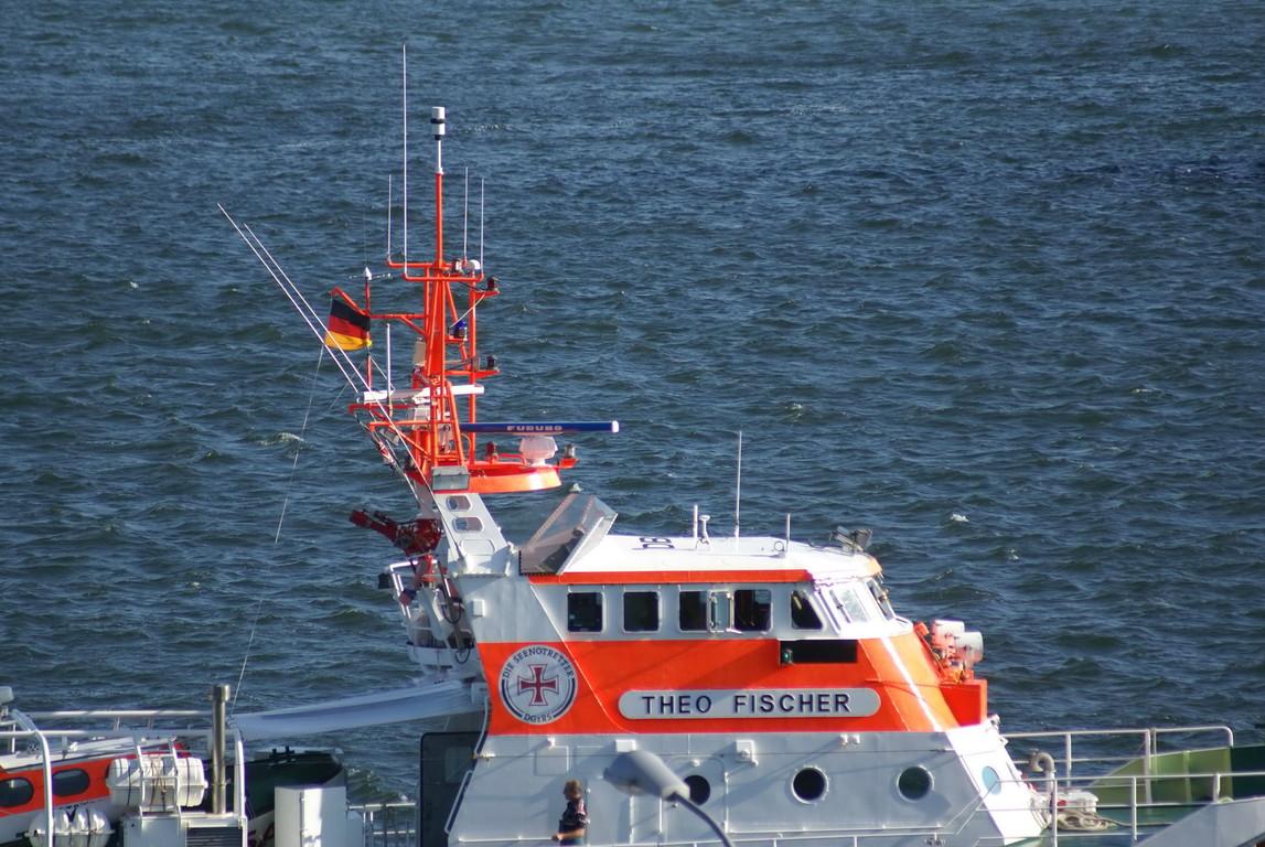 im Hafen Sassnitz