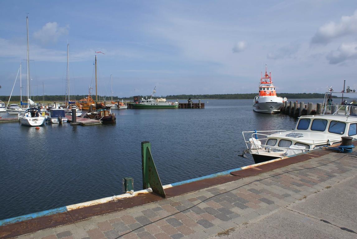 Hafen Barhöft