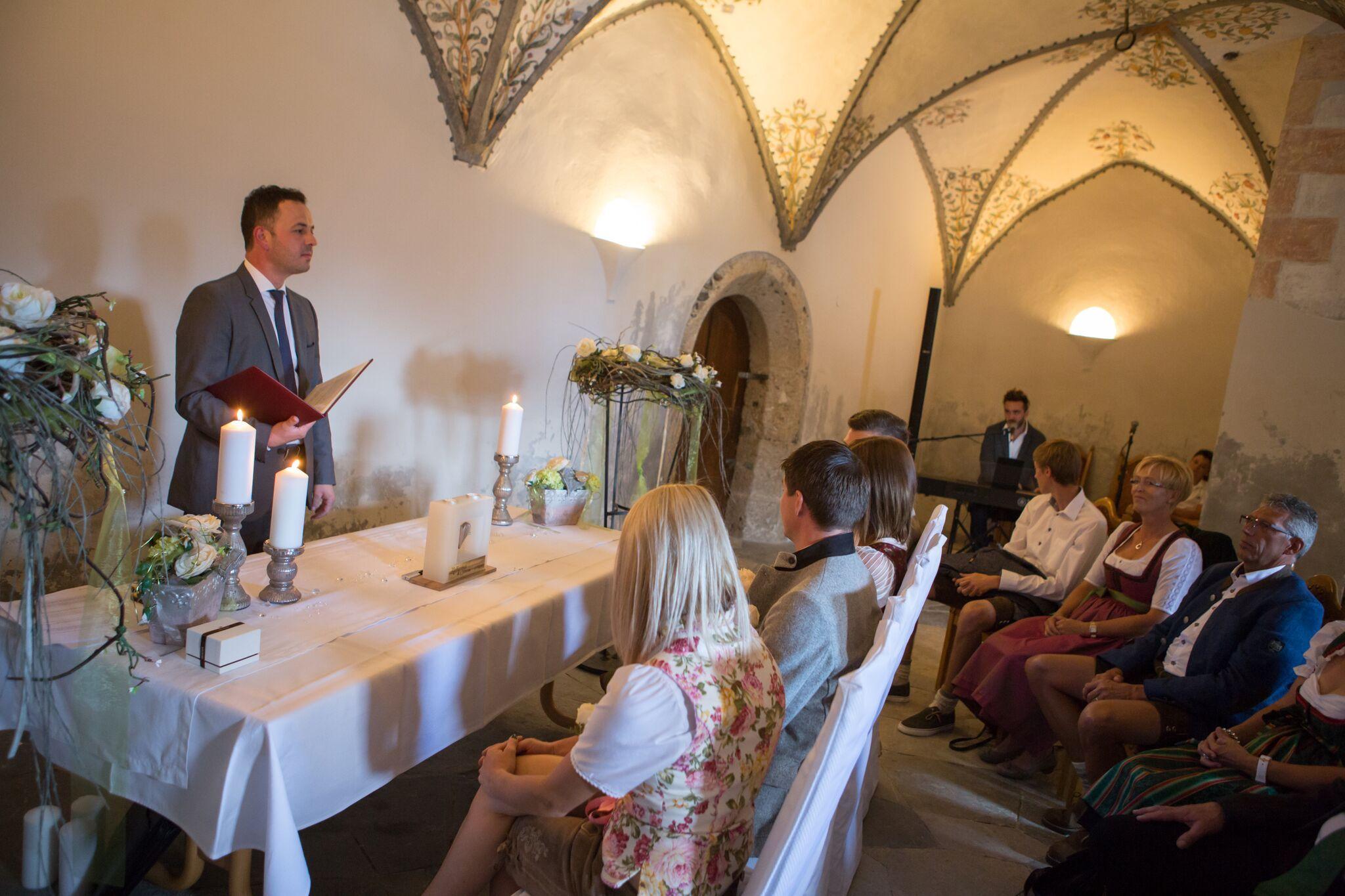 Hochzeit 2016 - Ried im Oberinntal
