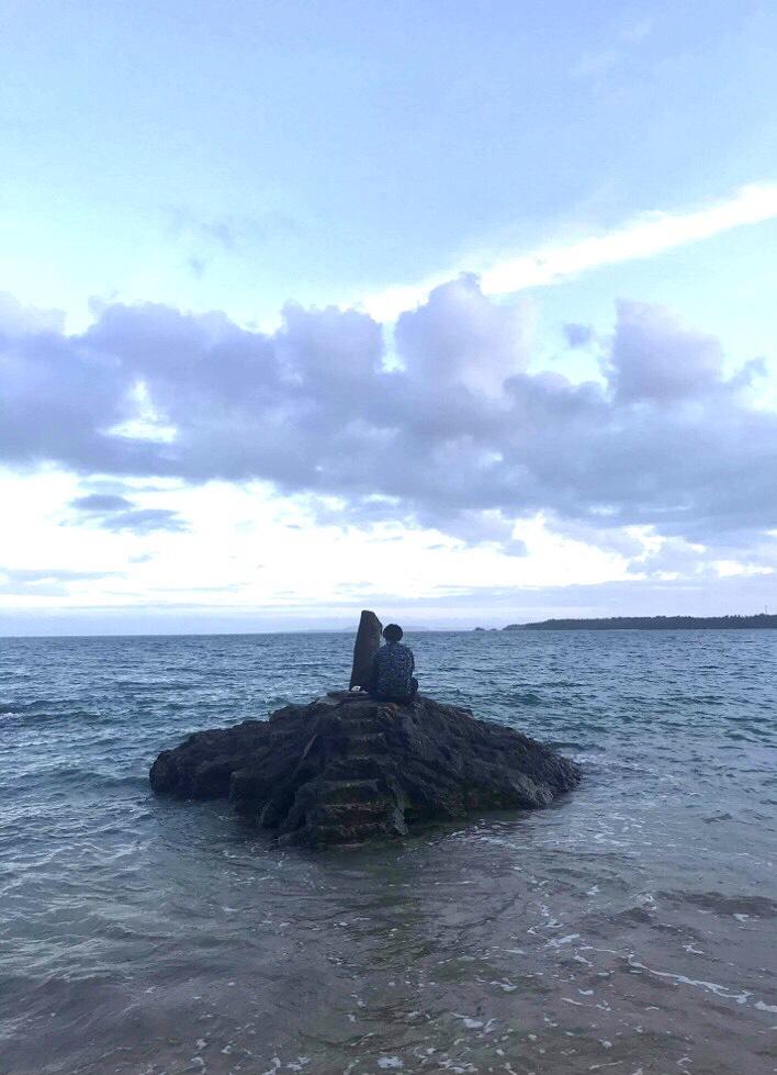 沖縄北部の隠れた聖地・久志竜宮