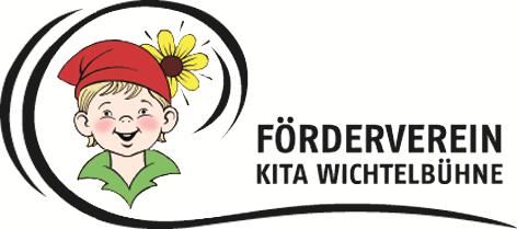 Logo Förderverein Kita Wichtelbühne