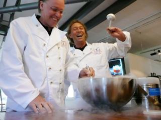 Kochfortbildung in Zürich