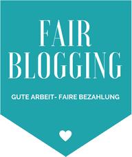 Mama-Blog Patschehand.de für Fair Blogging: Gute Arbeit - Faire Bezahlung