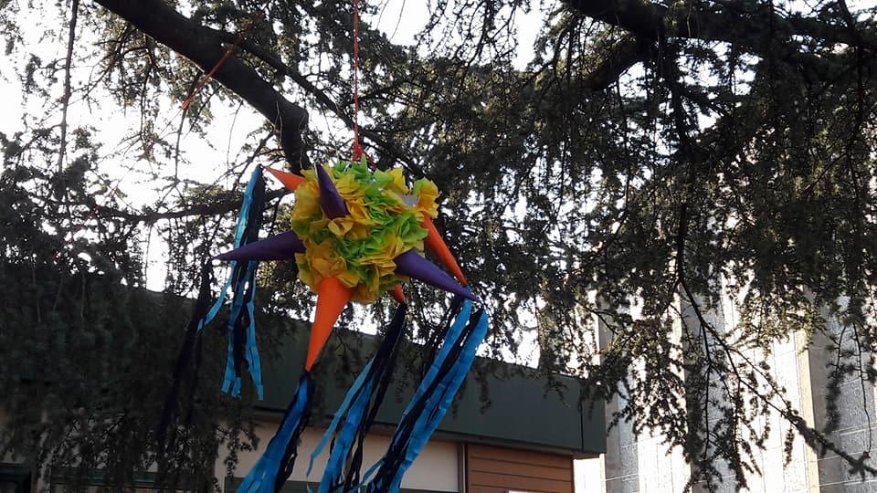 Piñata pour les plus jeunes